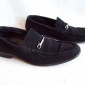 Туфли Замша Romeo Gigli, размер 44