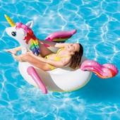 57561 Надувной плот для плавания Intex Единорог