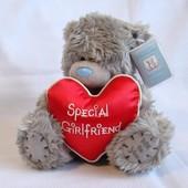 Игрушка мягкая Мишка Teddy Special Girlfriend, 15 см