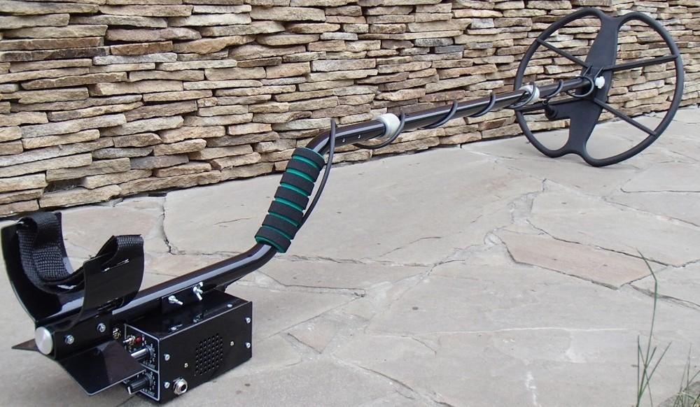 Продам легендарный металлоискатель Кардинал-Профи с двумя датчиками. фото №1