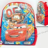 3D рюкзак Тачки, маквин + метр, плюшевый