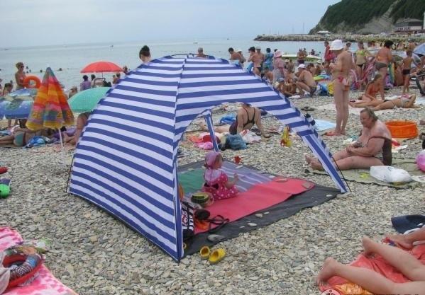 Стильная палатка тент Coleman для отдыха 1038 фото №1