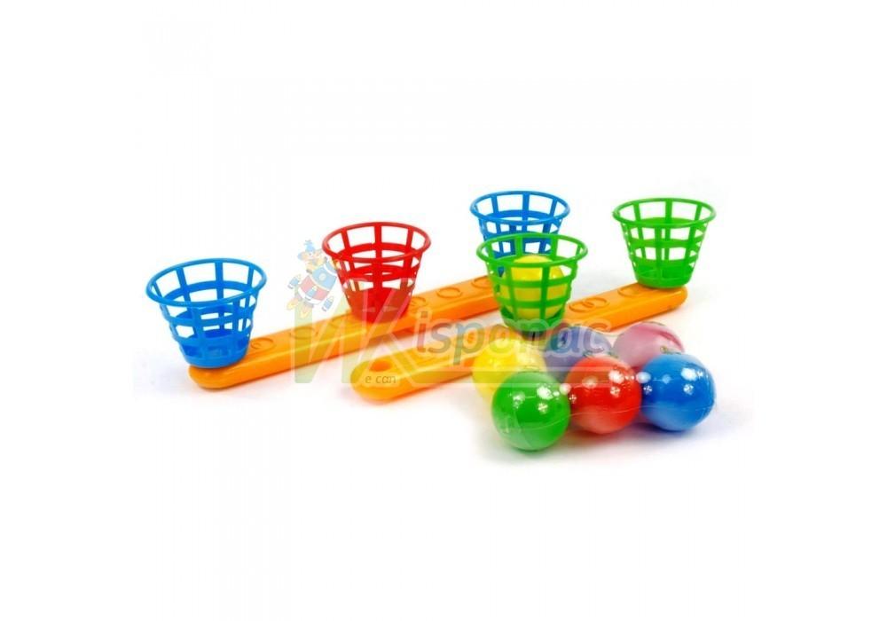 Баскетбол M-toys, 42х20х12 см фото №1