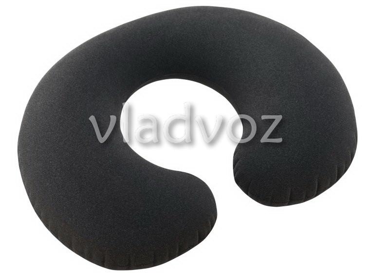 Надувная подушка подголовник intex 68675 travel pillow фото №1