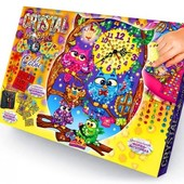 Набор для творчества Crystal Mosaic Clock, в ассортименте