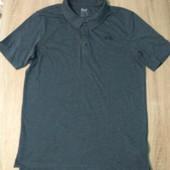 Поло футболка серая размер L-52/54 Crivit