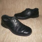 Кожаные туфли Стелька 27 см.