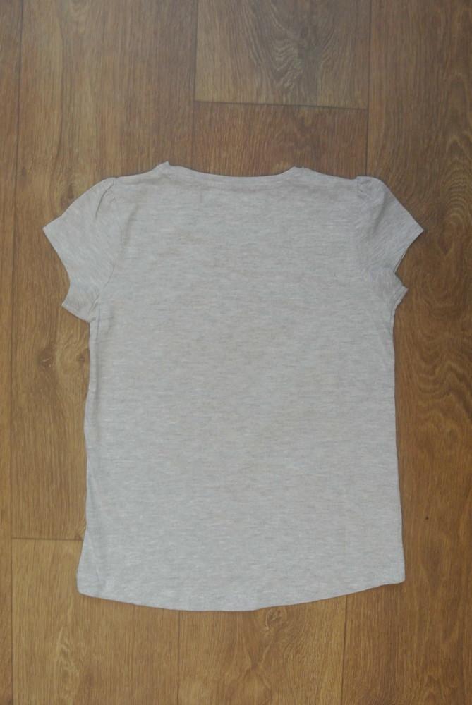 18-5 футболка pepco 7-8 лет рост 128 футболка для девочки дитячий одяг фото №4