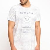2-53 Мужская футболка DeFacto одежда Турция чоловіча футболка майка мужская одежда