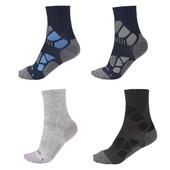 Зональные треккинговые носки спортивные беговые Crivit Германия, мужские женские