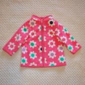Флисовая кофта на девочку 3-6 месяцев Mothercare