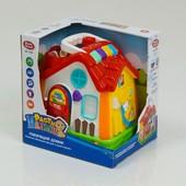 Музыкальная игрушка «Говорящий домик. Расти Малыш»
