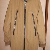 Супер стильний легкий бомпер подовжений , куртка з великими карманами boohoo