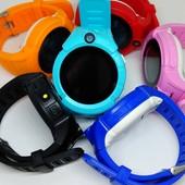 Оригинальные детские Gps часы Smart Baby Watch Q360 с камерой и фонариком