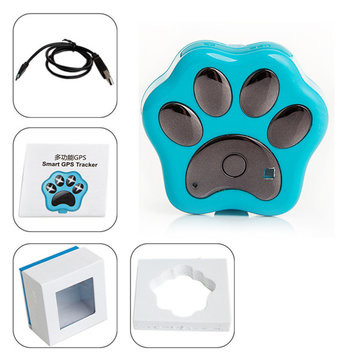 GPS трекер для собак и кошек RF V30 фото №1