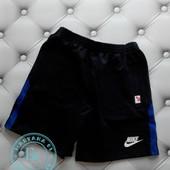 Мужские шорты Nike черные 46-52 размер