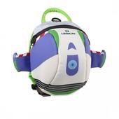 Рюкзак детский с поводком 1-3 года LittleLife Disney Buzz Lightyear