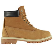 Ботинки берцы Фаертрап Firetrap  6in Mens Boots 8 р 42 р 27 см кожа оригинал