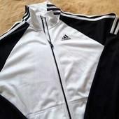 Фирменная кофта мастерка Adidas р.48-50 L