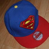 Мужская бейсболка кепка Superman сост идеал