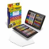 Crayola набор для детского творчества 50 предметов Creativity Tool Book