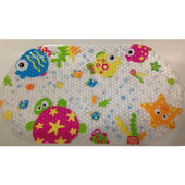 Антискользящий коврик для ванной Baby Team, арт. 7415