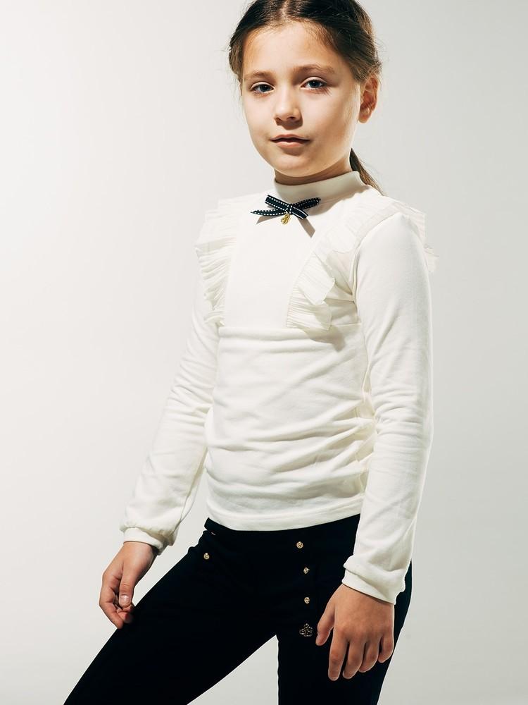Школьная форма, smil, блуза, блузка нарядная фото №1