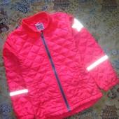 Деми куртка, ветровка на 7-8 лет