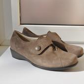 Комфортные туфли Waldlaufer 40р 26см