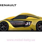 Кровать машина Renault - самая популярная модель среди подростков!