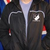Спортивная фирменная курточка демисезон євро зима  Hummel (Хаммель) .л-хл .
