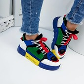 Крутые женские кроссовки Msstor.Р.36-40