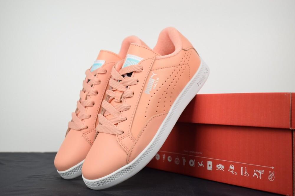 Кроссовки женские Puma Match peach фото №1