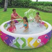 Детский надувной бассейн Intex 56494, 229 х 56 см