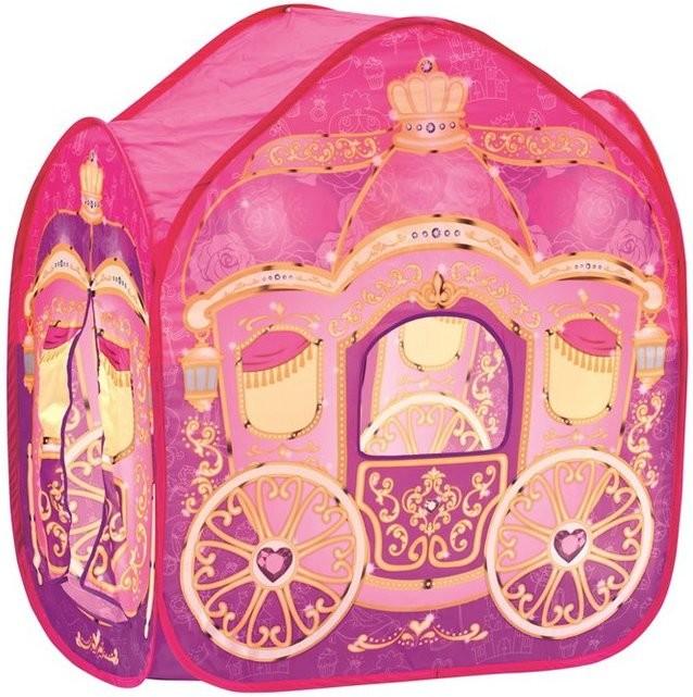 Детская палатка м 3316 карета для принцессы фото №1