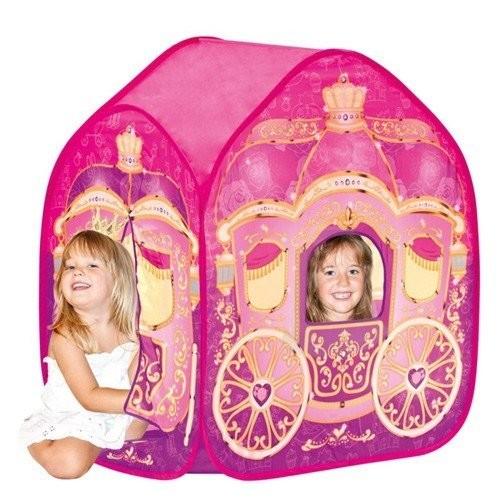 Детская палатка м 3316 карета для принцессы фото №2