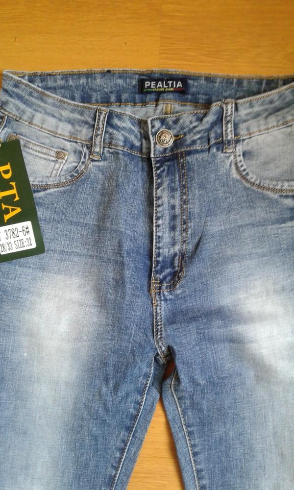 Суперские джинсы полубаталы 28 фото №3