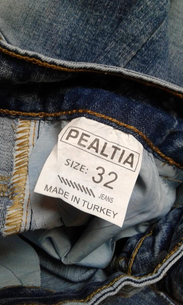 Суперские джинсы полубаталы 28 фото №4