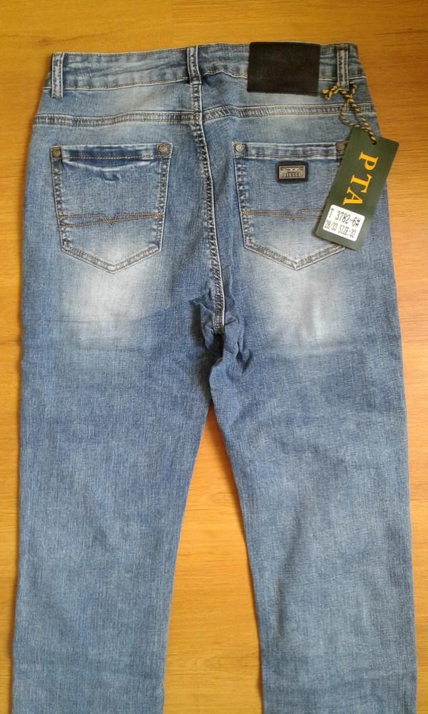 Суперские джинсы полубаталы 28 фото №5