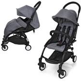 Хит продаж! Детская прогулочная коляска  Baby Yoga (Yoya) M 3548