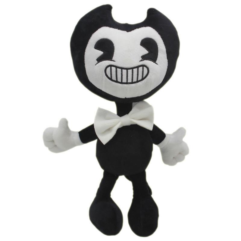 Мягкая игрушка бенди, борис, алиса и чернильная машина фото №1