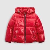 Коротка дута куртка NEXT для дівчат розм. 3-16 р. під замовлення