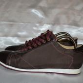 кожаные туфли Salvano, р. 41