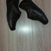 Туфли кожа Footglove р.38,5 стелька 25 см.