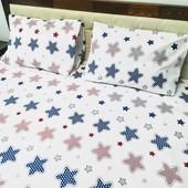 Звездочки!  Подарочный набор  в детскую кроватку!