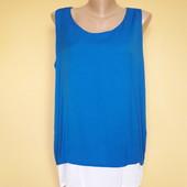 52-54р.натуральная красивая блуза.