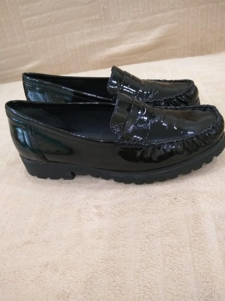 Продам в новом состоянии,фирменные rieker, лаковые туфли,лоферы,мокасины 36 р. фото №1
