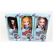 Супер Герои кукла музыкальная  Супергёрл серия Базовые YX-14