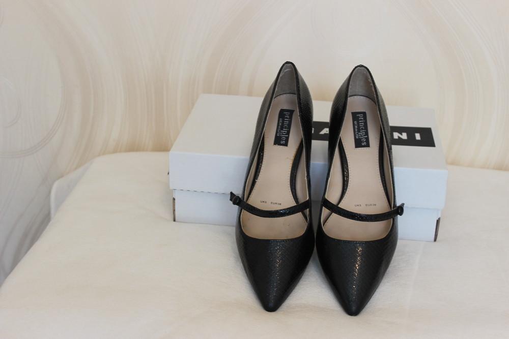 Туфли лодочки f&f фото №1