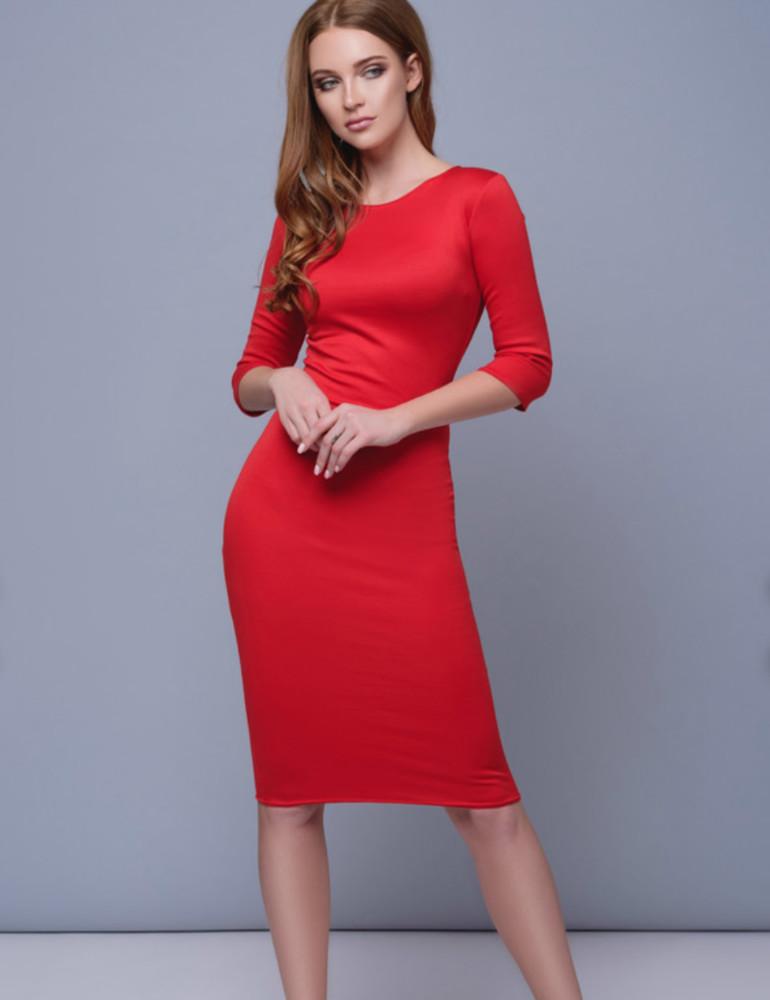Платье classic,р.40-52 фото №4